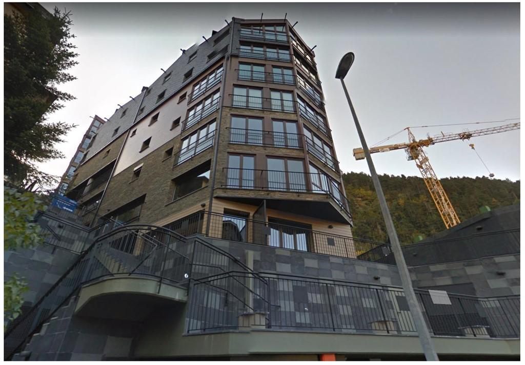 Coansa Andorra és l'empresa constructora de Residencial Anyó